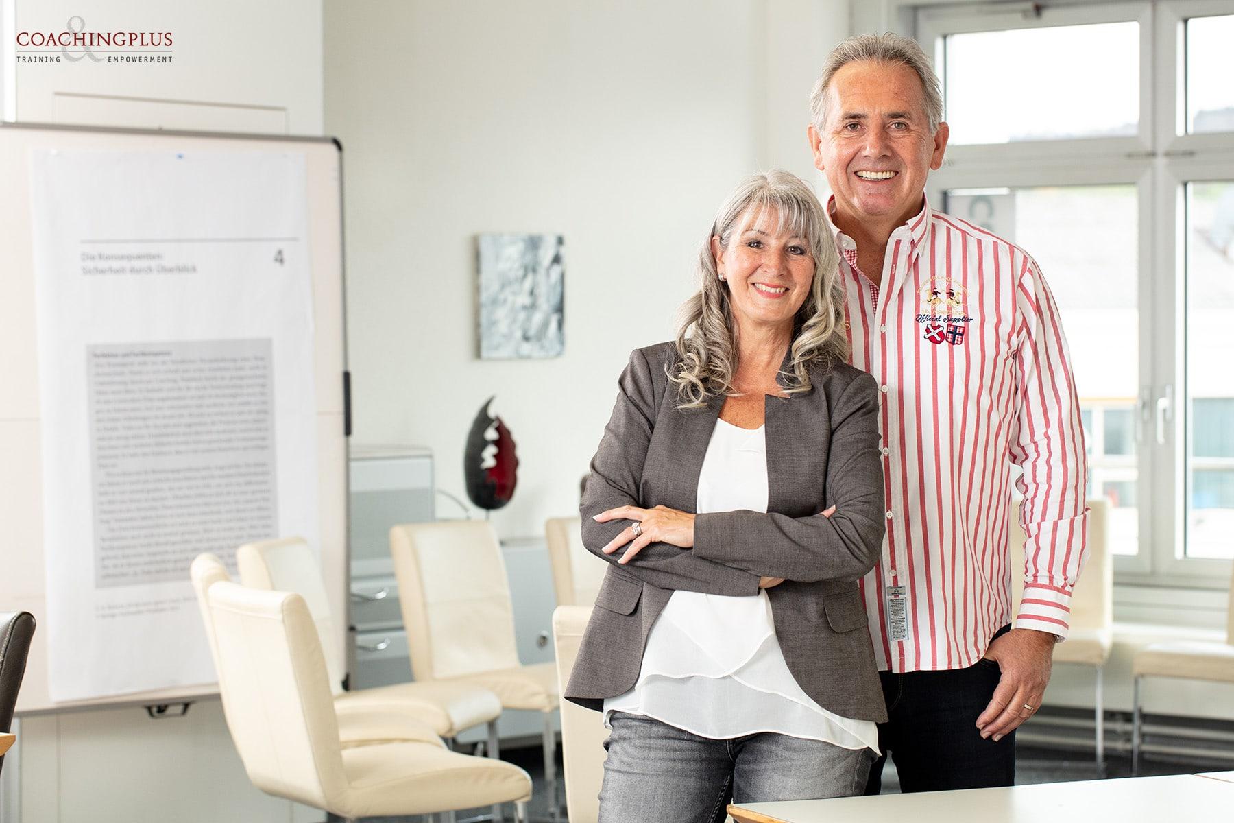 Ruth & Urs R. Bärtschi - Coachingplus