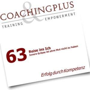 Coaching-Ratgeber: Reise ins Ich