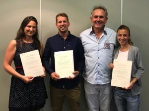 Diplomfeier Betrieblicher Mentor August 2019 in Olten