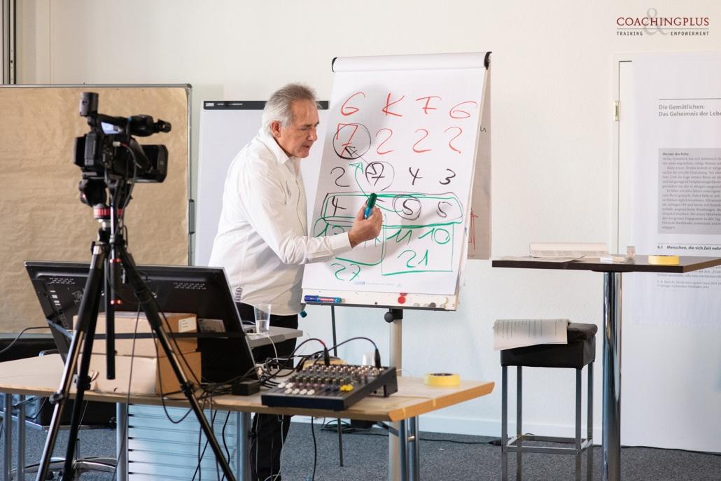 CoachingPlus Online im Unterricht