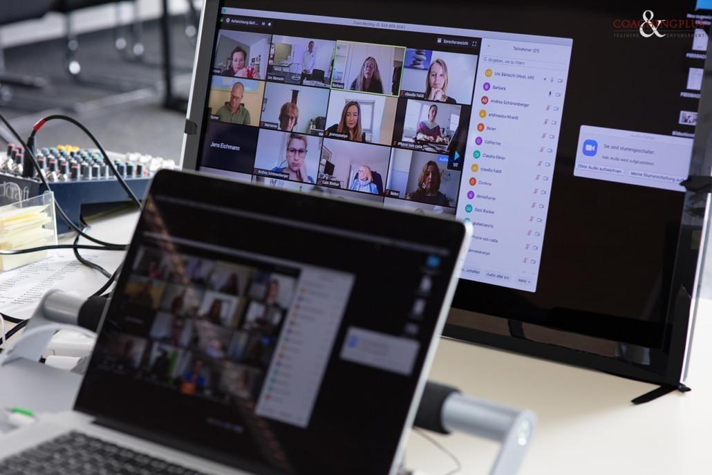 CoachingPlus - Virtuelles Coaching