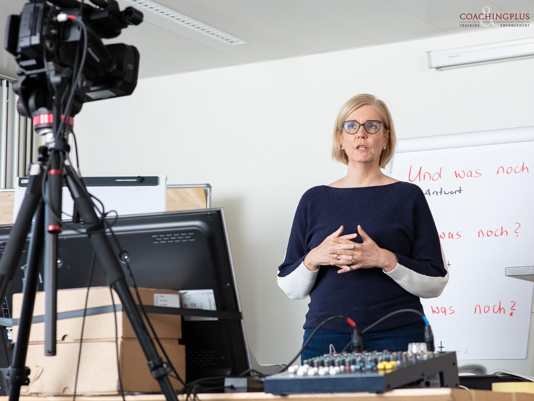 Virtuelles Schulzimmer in Kloten - Coachingplus