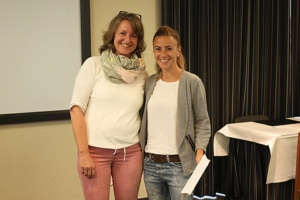 Diplomfeier Betrieblicher Mentor Sue Hofer Coachingplus