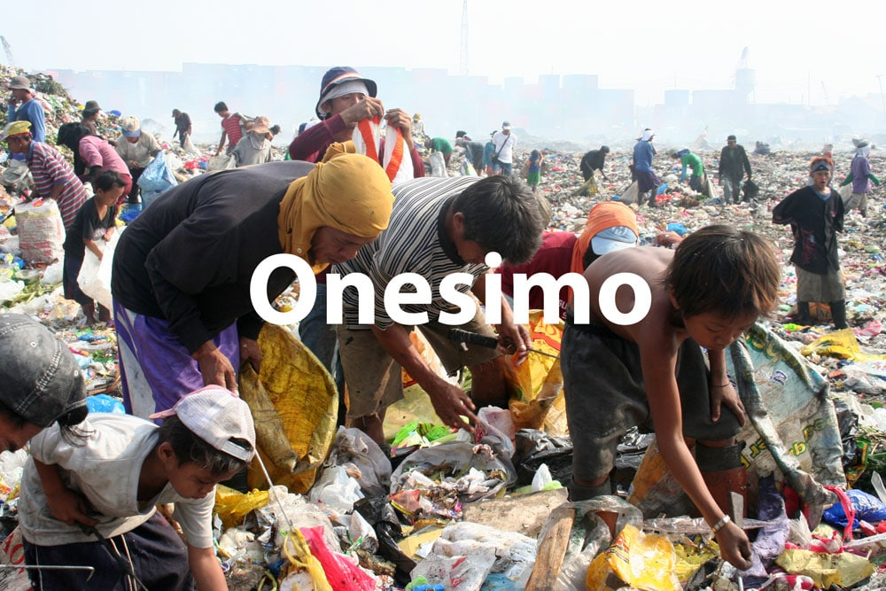 Onesimo stärkt das Selbstbewusstsein und die Eigeninitiative von jungen Menschen