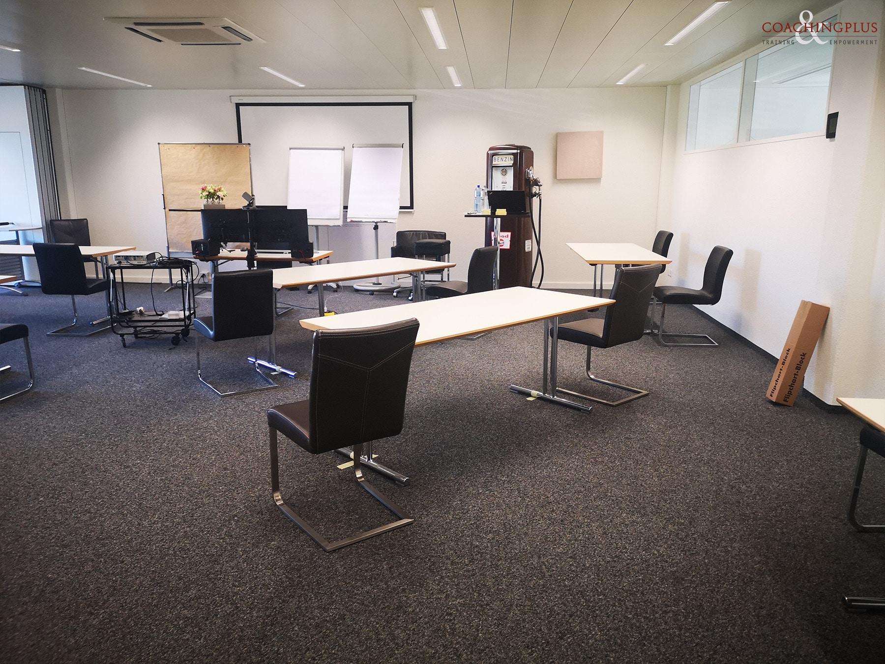 Schutzkonzept Klassenzimmer bei Coachingplus