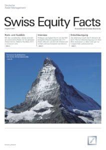 Swiss Equity Facts: Zeit für eine Entschleunigung für Führungskräfte