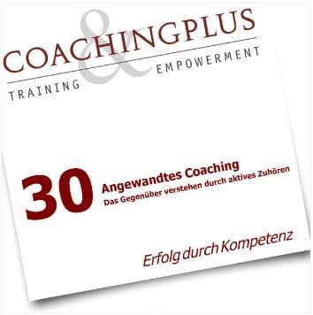 Angewandtes Coaching: Fragen Sie sich fit.