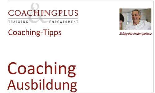 Coaching Ausbildung Region Zürich, Schweiz