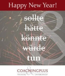Neujahrsvorsätze garantiert umsetzen