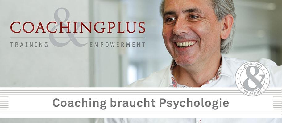 Coaching braucht Psychologie - Coachingplus Video