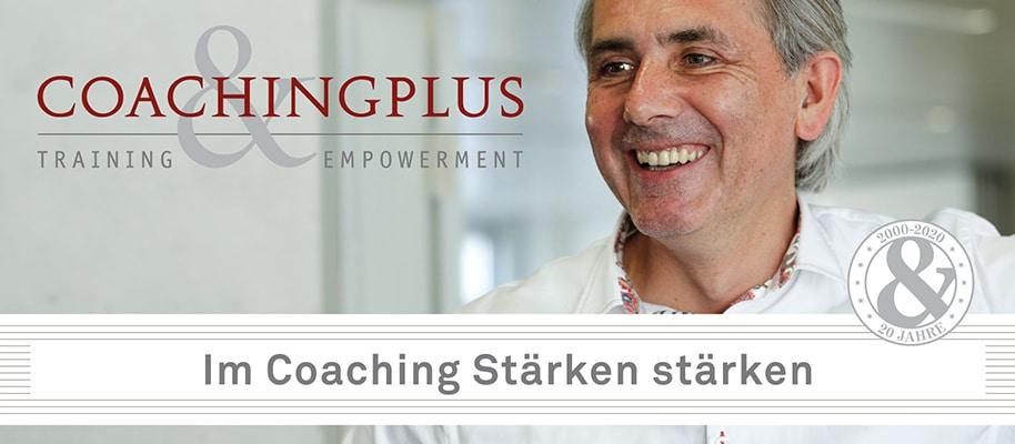 Im Coaching Stärken stärken - Coachingplus Video