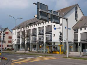 Gebäude Seminarraum Cochingplus
