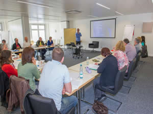 Seminarraum Coachingplus Bild 3