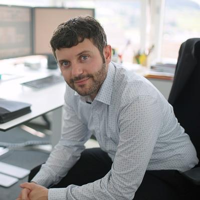 Leiter Bereich Services / Mitglied der Geschäftsleitung bei AR Informatik AG