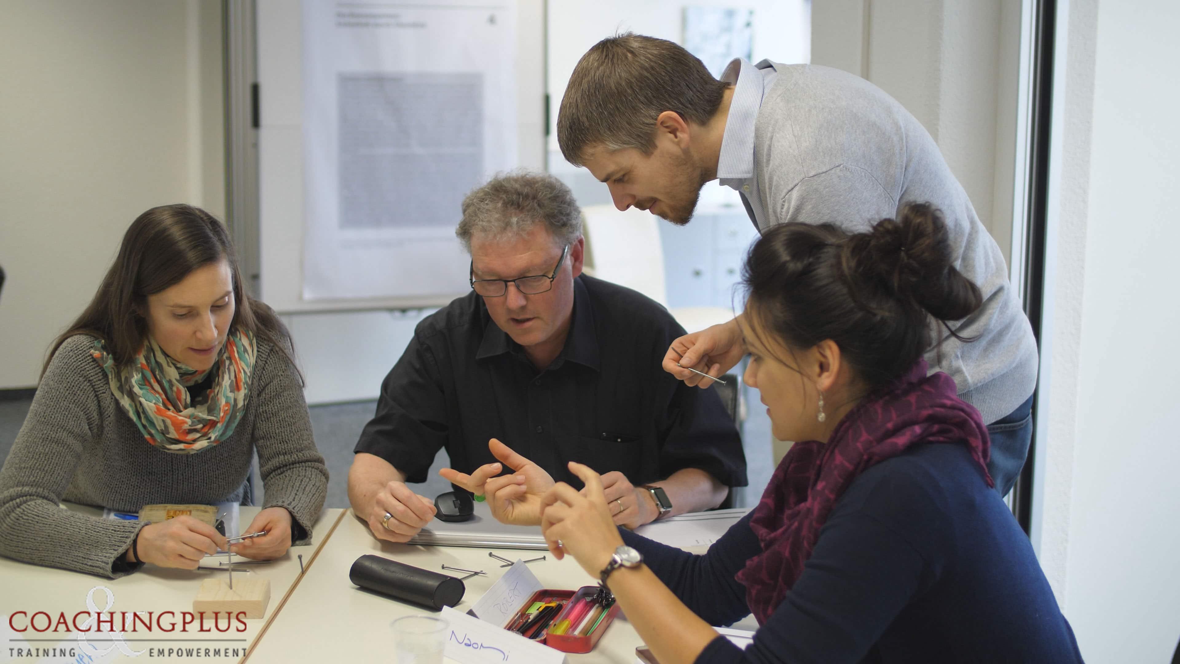 Impressionen aus der Ausbildung zum eidg. betrieblicher Mentor FA